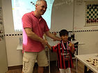 Caissa Chess Club Hong Kong Students All Win Prizes at QBS 2015
