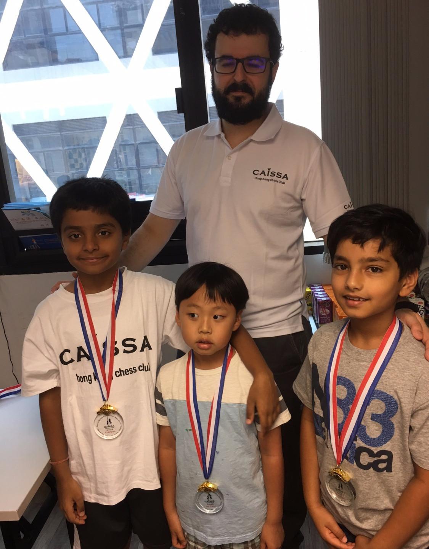 May 2017 EOM B Prize Winners