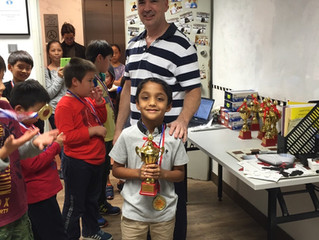 November EOM - Autumn Edition Last Round Ends with Trophies and Medals