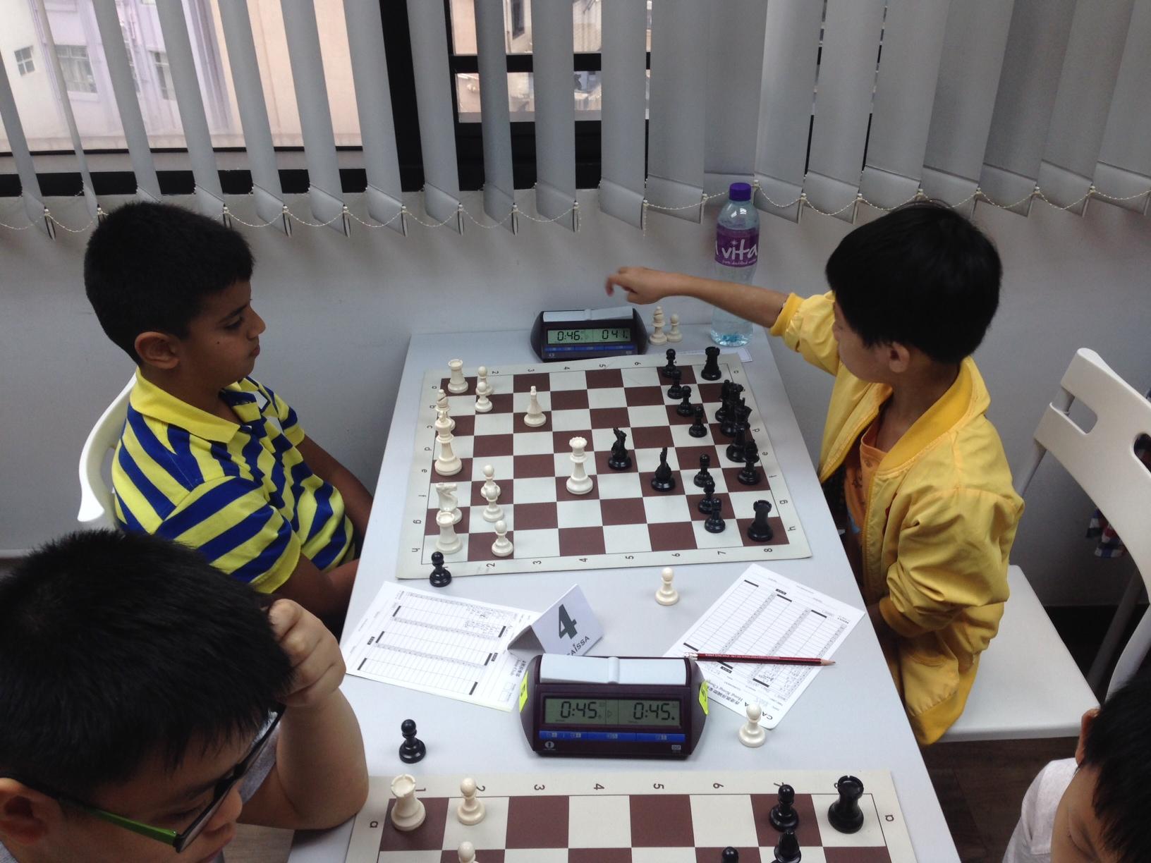 Ahaan vs Pak YGP 2015