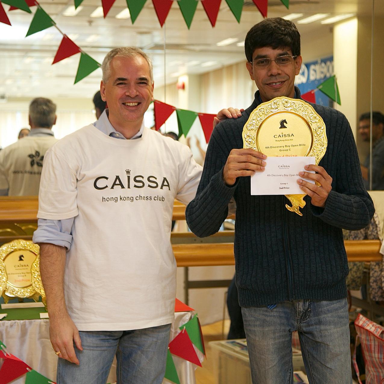 Group C - Aravind 2nd prize