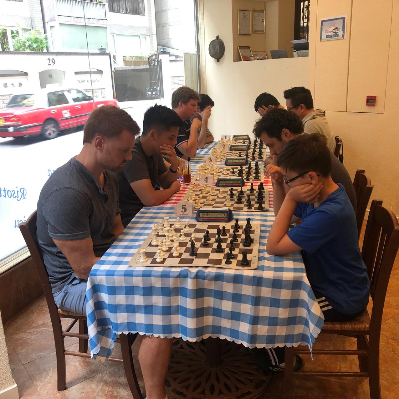 chess hong kong season 2019 caissa