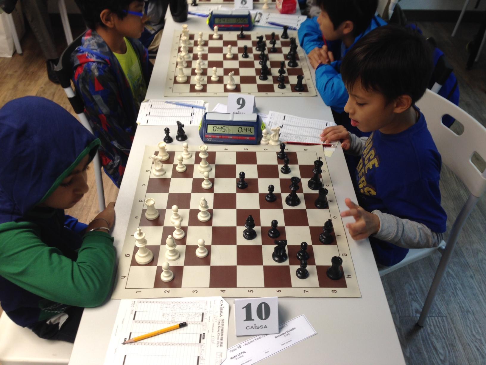 Mahir vs Alexander YGP 2015