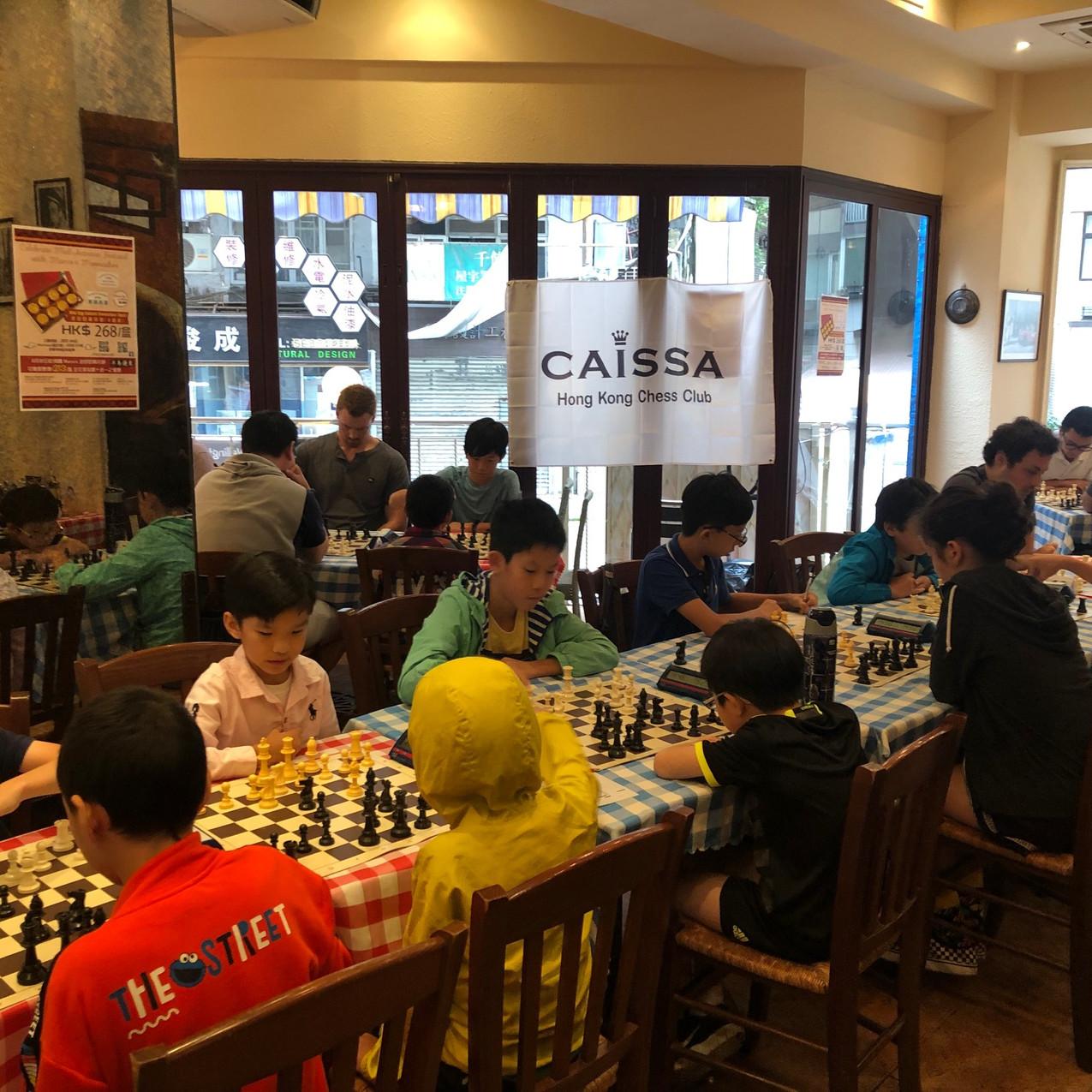 Chess rapid caissa 2019 sos