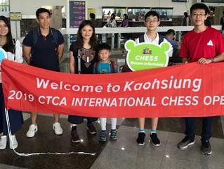 Caissa Hong Kong in Kaohsiung CTCA 2019