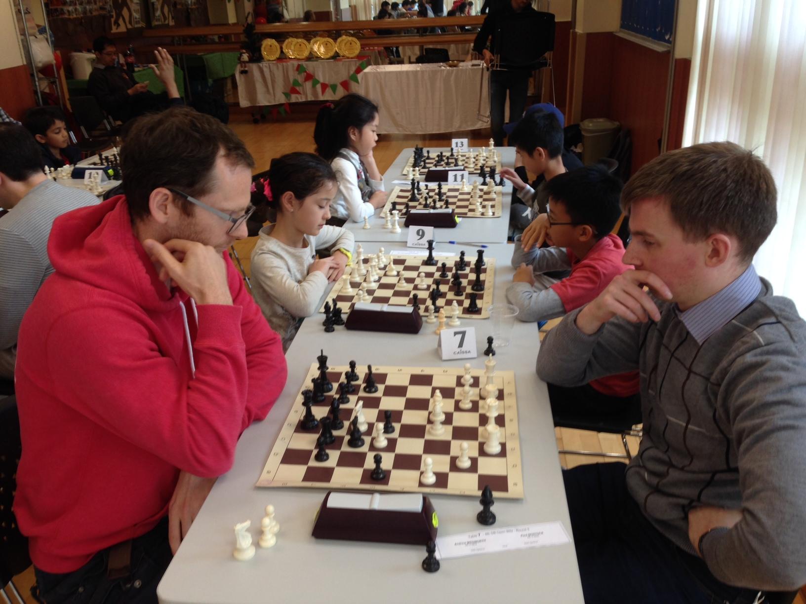 Qualifier Rounds - Andrew vs. Paul