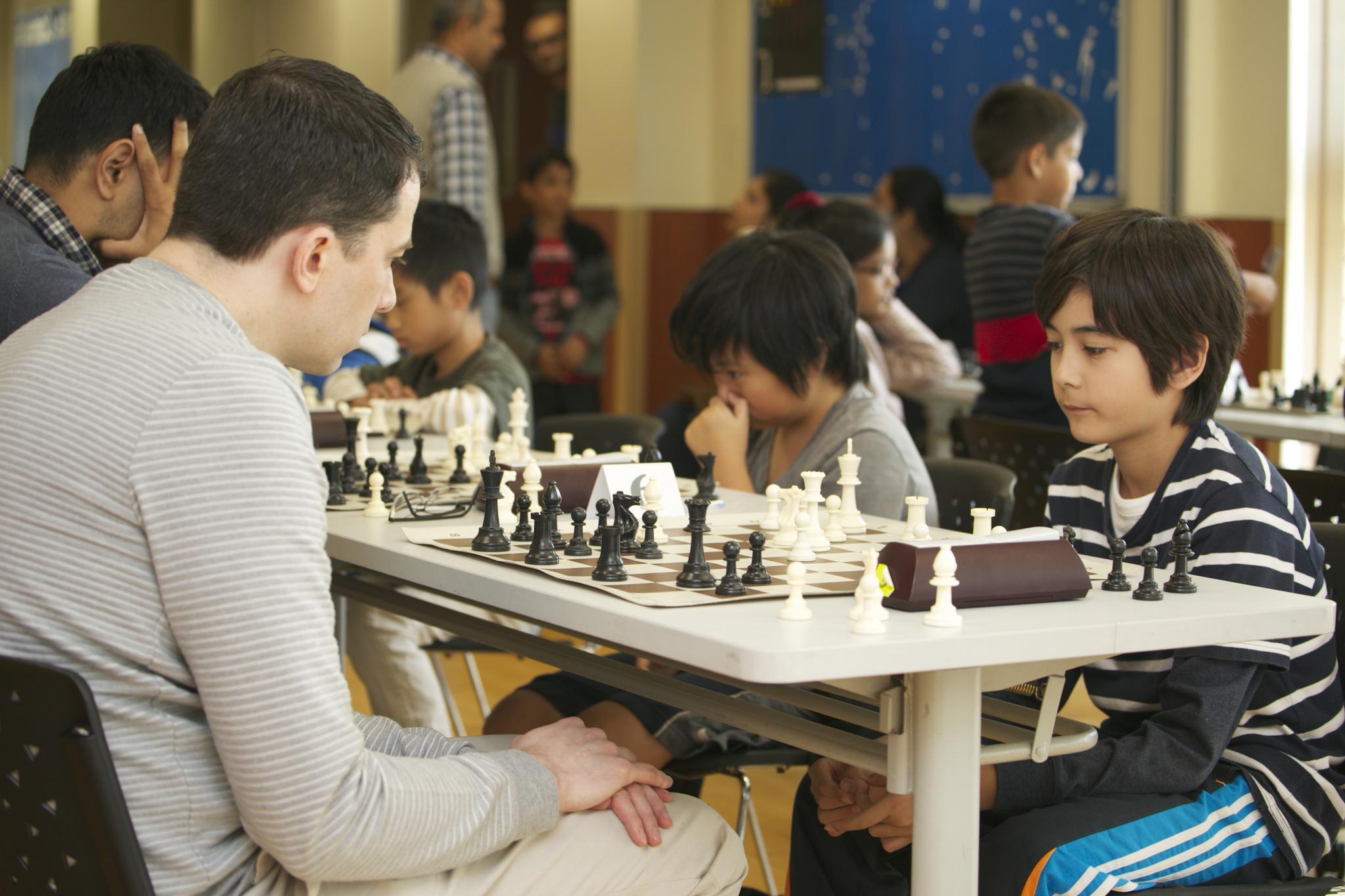 Qualifier Rounds - Miguel vs Nicholas