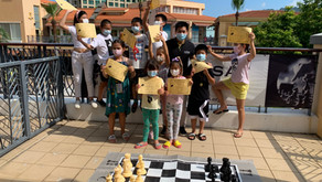 Two Hundred Students Attend Caissa Summer Camps