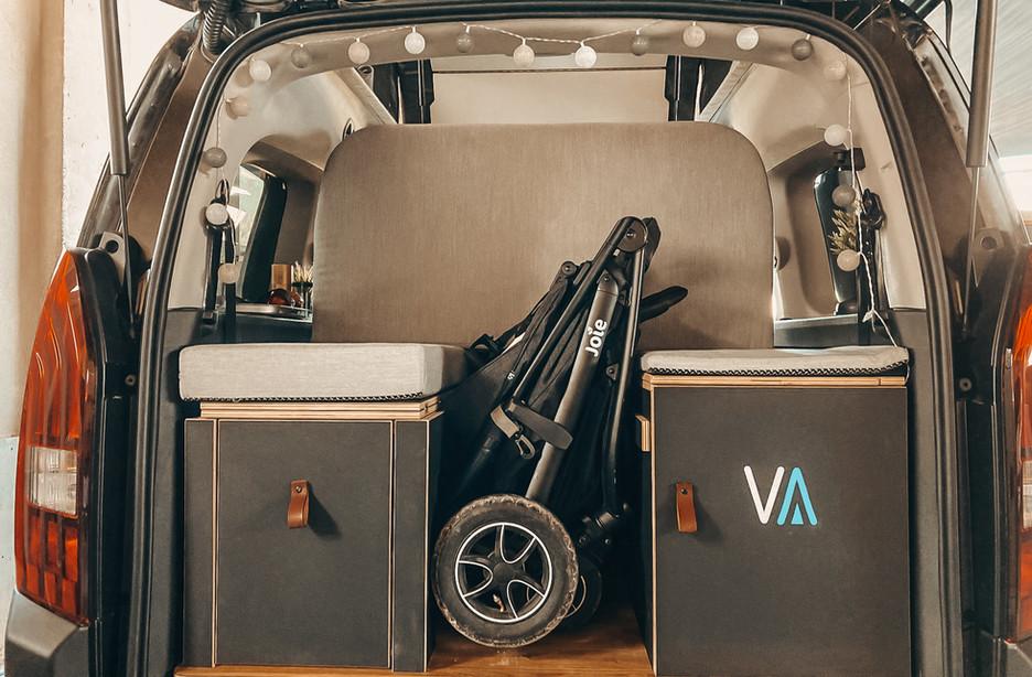 VANDERER Storage-System