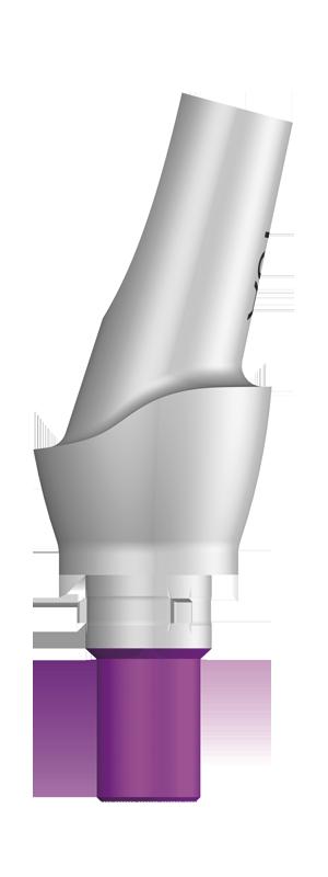 エソミックアバットメント 15°アングル タイプ A 3.0