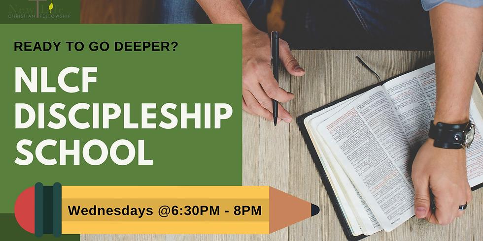 Wednesday Night NLCF Discipleship School