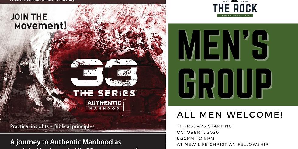 33 The Series: Vol. 1 - Men's Thursday Night Group
