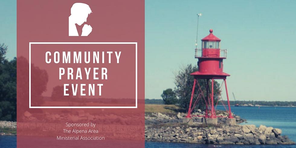 Community Prayer Event @ Alpena Free Methodist