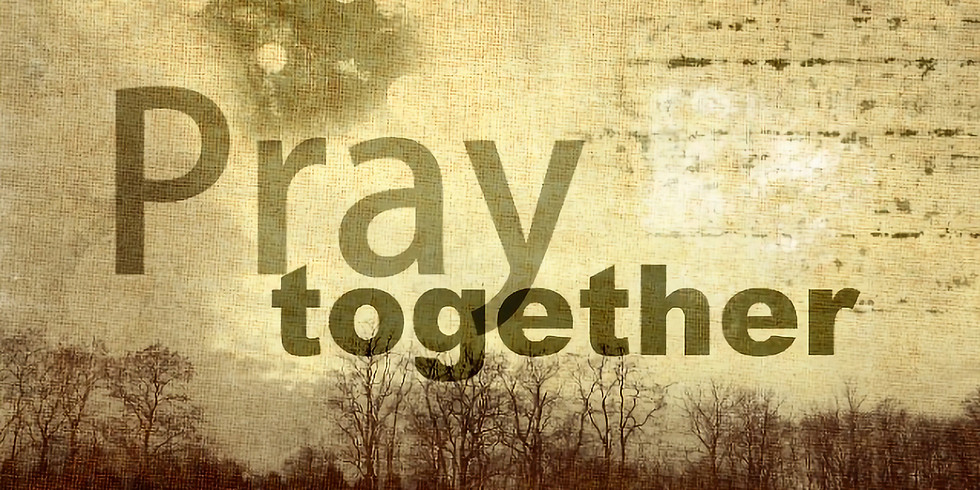 Community Prayer Event @ Word of Life