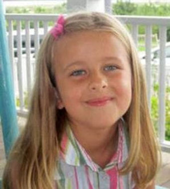 Young girl murdered at Sandy Hook