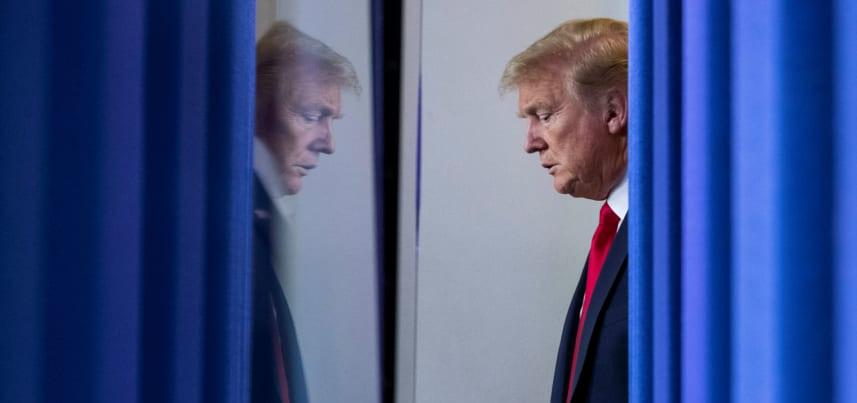 Trump's New Health Spokesman Tweets About Jewish 'Control'