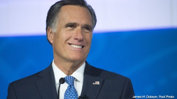 Mitt Romney proposes 'patriot pay' boost of $12 per hour for front-line workers