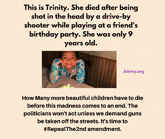 This is Trinity. She died after being sh