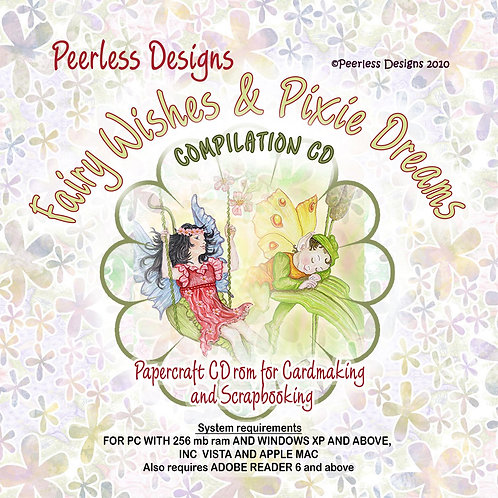 Fairy Wishes & Pixie Dreams cd