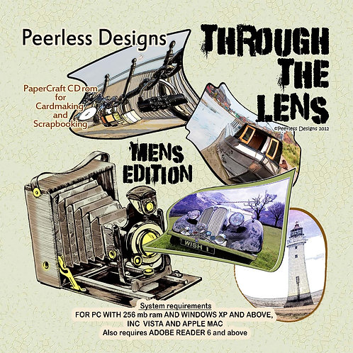 Through the lens mens edition