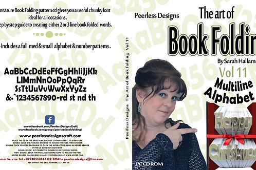 Book folding Vol 11