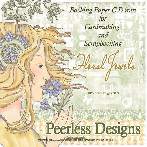 Floral Jewels cd