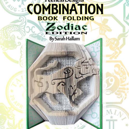 Combination Book Folding Zodiac