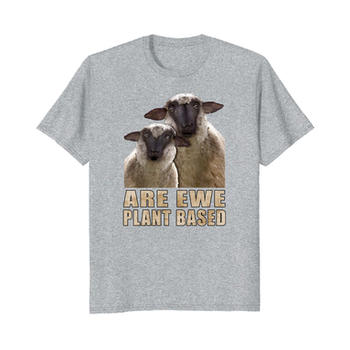 Are Ewe plant based
