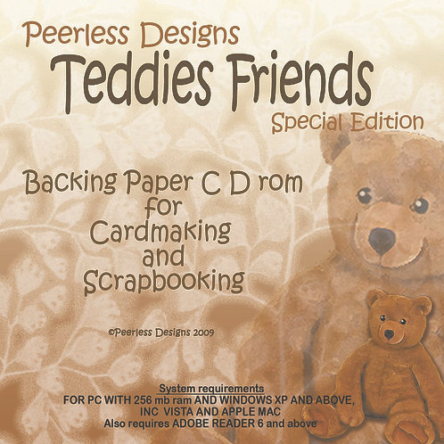 Teddies Friends cd