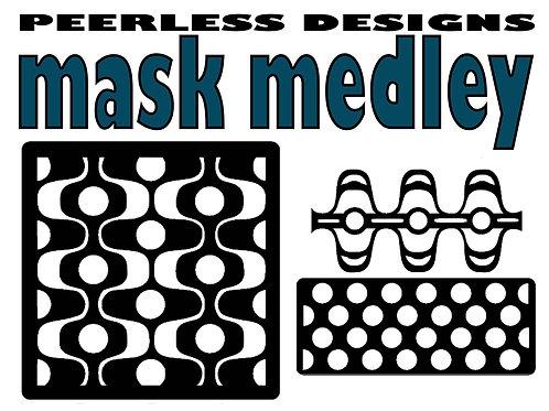 Mask Medley Retro Spot
