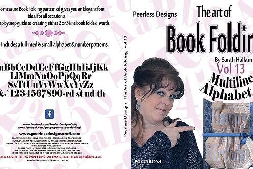 Book Folding Vol 13
