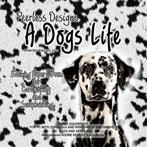 A Dogs Life cd