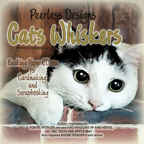 Cats Whiskers cd