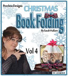 Book Fold vol 4 xmas