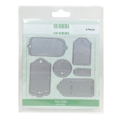 FIRST EDITION - TAG DIES SET