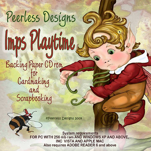 Imps Playtime cd