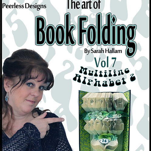 Book folding Vol 7