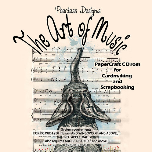 Art of Music cd