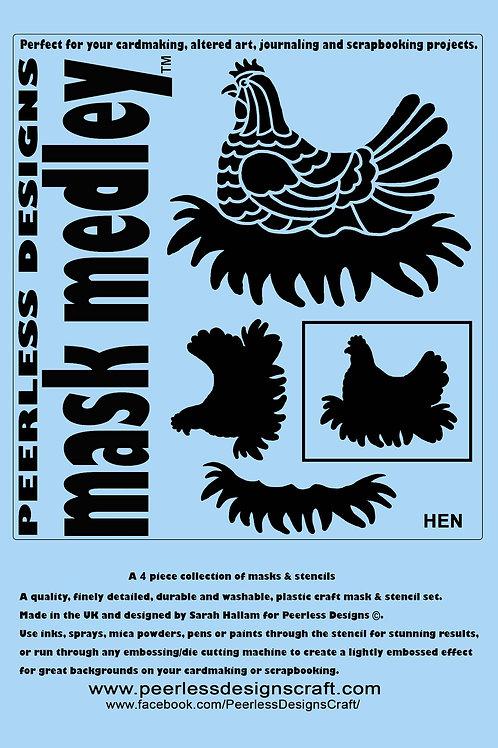 Cock & Hen set