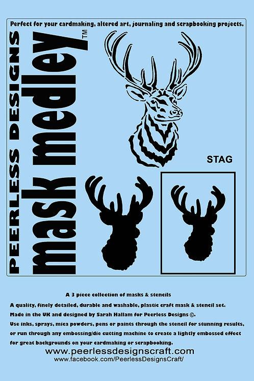 Stag & Pheasant set