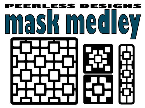 Mask Medley Retro Square