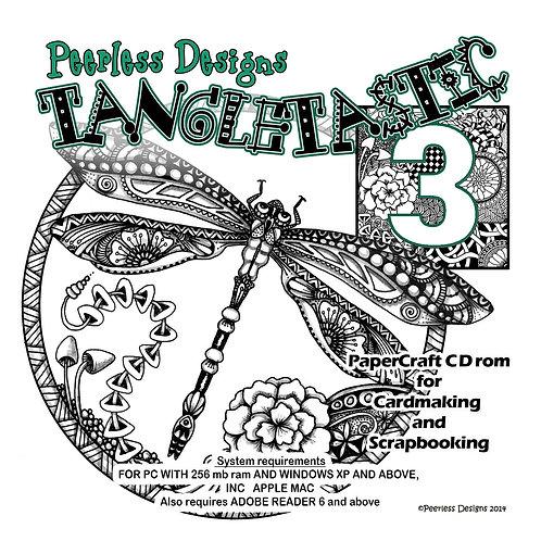 Tangletastic 3 cd