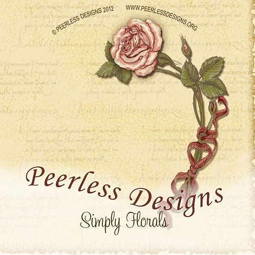 Simply Florals cd
