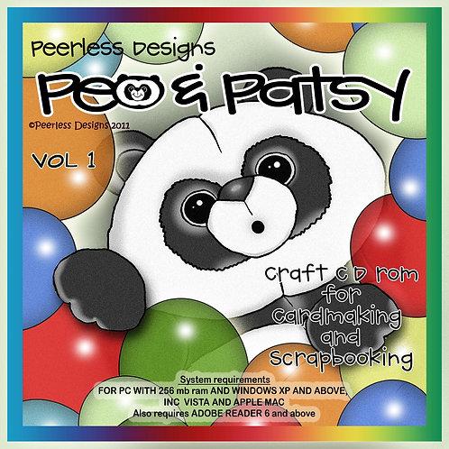 Peo & Patsy cd
