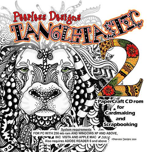 Tangletastic 2 cd