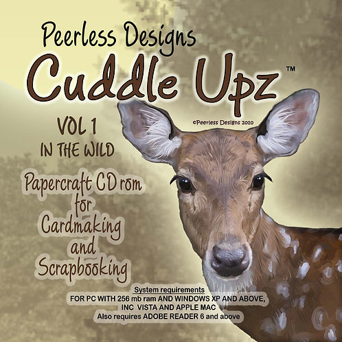 Cuddle Upz In The Wild cd