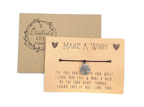 Wish Bracelets, Wish bracelet, Make a Wish bracelets, bracelet, Wedding, charity, wish, party, Tree, Of, Life, Birthday,