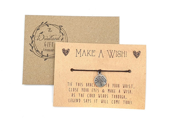 Wish Bracelets, Wish bracelet, Make a Wish bracelets, bracelet, Wedding, charity, wish, party, Tree, Of, Life, Birthday,