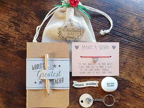 The Special Teacher Bag - Little Bag of Love