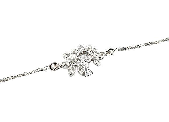 Tree, of, life, Bracelet, Tree Bracelet, Silver Tree Bracelet, Sterling Silver Tree Bracelet, Bracelets, sterling silver,